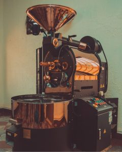 Gold Coast Roasters Coffee machine